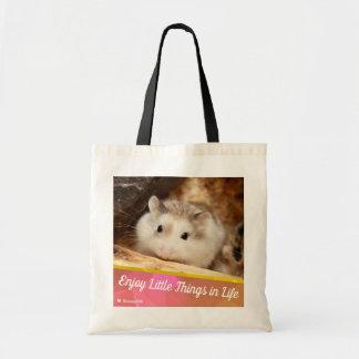 Tote Bag Hammyville - le hamster mignon apprécient de