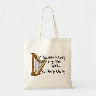 Tote Bag Harpe là-dessus