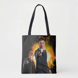 Tote Bag Harry Potter et Ron Weasely