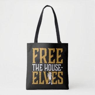 Tote Bag Harry Potter | librement les elfes de Chambre
