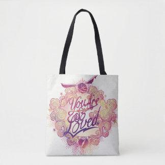 Tote Bag Harry Potter | vous êtes ainsi aimé