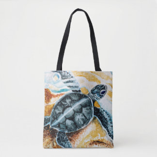Tote Bag Hatchlings de Honu