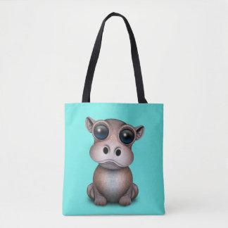 Tote Bag Hippopotame mignon de bébé