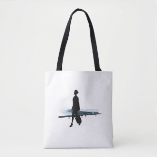 Tote Bag hotesse de l air