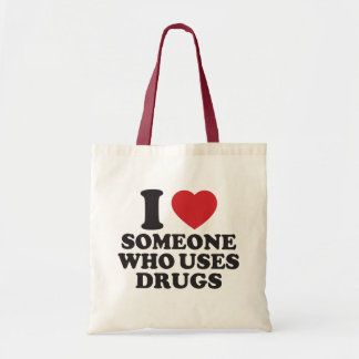 Tote Bag ❤️ I quelqu'un qui emploie des drogues