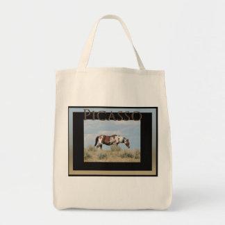 Tote Bag Icône de Picasso de lavabo de sable, le Colorado
