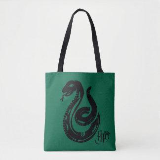 Tote Bag Icône de serpent de Harry Potter   Slytherin
