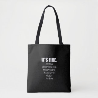 Tote Bag Il est très bien