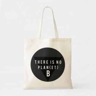 Tote Bag Il n'y a aucune planète B Fourre-tout réutilisable