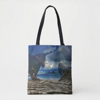 Tote Bag Île d'ange