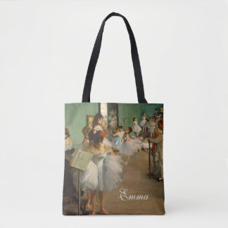 Tote Bag Impressionniste de la classe | Edgar Degas | de