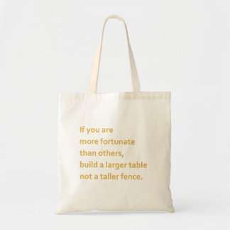 Tote Bag Insperational quote-part ! !