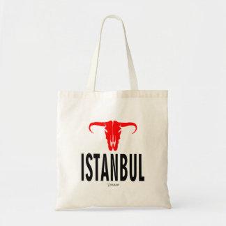 Tote Bag Istanbul Turquie et Taureau par VIMAGO