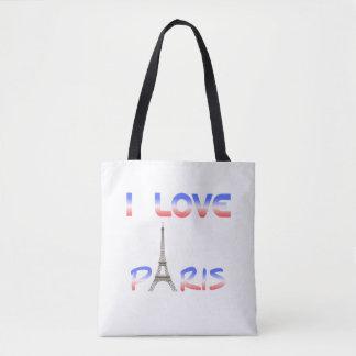 Tote Bag J'aime Paris