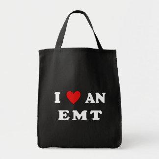 Tote Bag J'aime un EMT