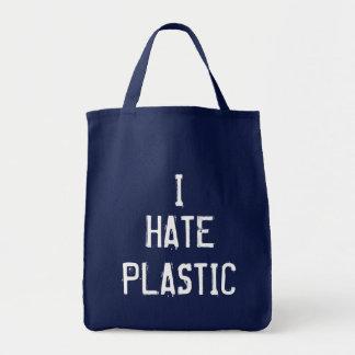 Tote Bag Je déteste le plastique