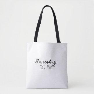 Tote Bag Je lis… pars !