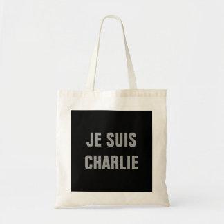 TOTE BAG JE SUIS CHARLIE
