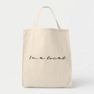 Tote Bag Je suis des gens du pays