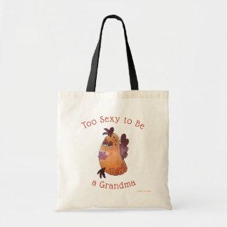 Tote Bag Je suis trop sexy pour être un poisson Flirty