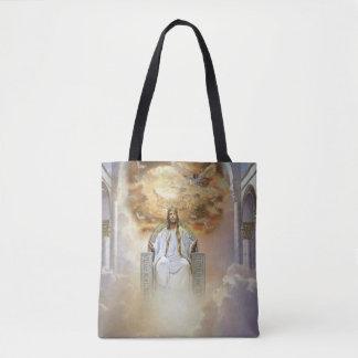 Tote Bag Jésus est roi