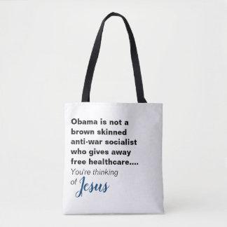 Tote Bag Jésus le socialiste