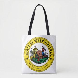 Tote Bag Joint d'état de la Virginie Occidentale -