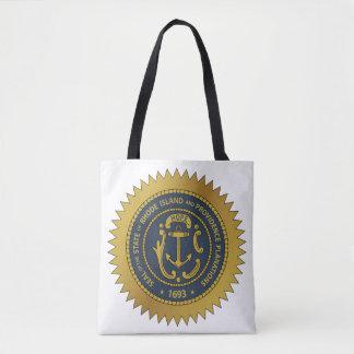 Tote Bag Joint d'état d'Île de Rhode -