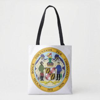 Tote Bag Joint d'état du Maryland -