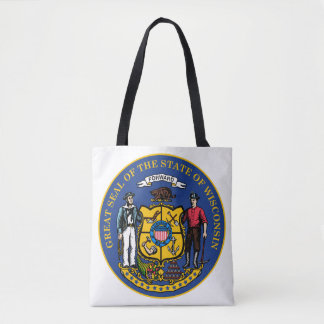 Tote Bag Joint d'état du Wisconsin -
