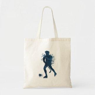 Tote Bag Joueur de hockey