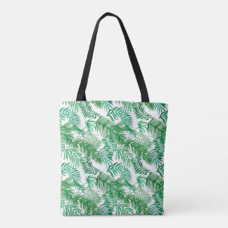 Tote Bag Jungle sauvage Fonds