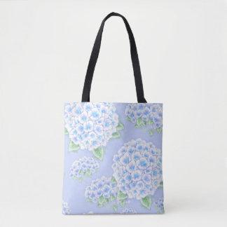 Tote Bag Juste hortensia