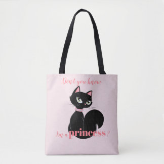 Tote Bag Kitty fourre-tout