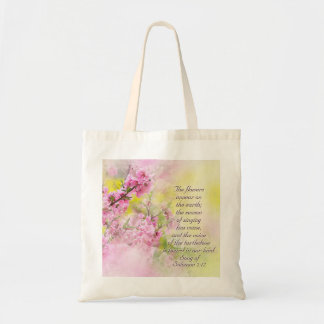Tote Bag La chanson des fleurs de 2h12 de Solomon