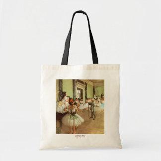 Tote Bag La Classe de Danse par Edgar Degas