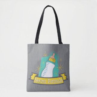 Tote Bag La formule secrète du bébé | de patron