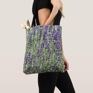 Tote Bag La lavande fleurit floral