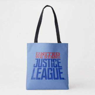 Tote Bag La ligue de justice | nous a unis se tiennent