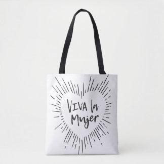 Tote Bag La Mujer Fourre-tout de vivats