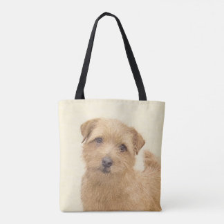 Tote Bag La Norfolk Terrier