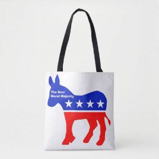 Tote Bag La nouvelle majorité morale Fourre-tout