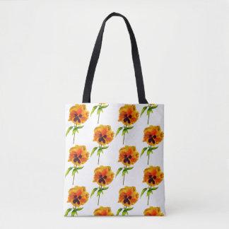 """Tote Bag """"La partie de pensée"""" sur Fourre-tout (ii)"""