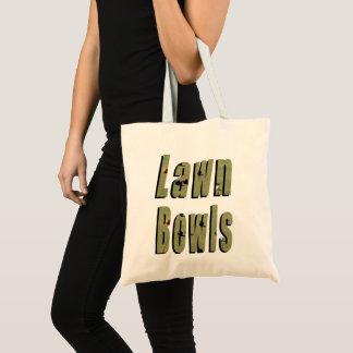 Tote Bag La pelouse roule logo d'image,