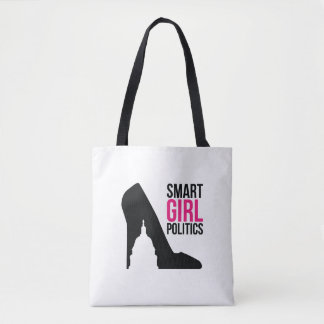 Tote Bag La politique futée Fourre-tout (milieu) de fille