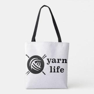 Tote Bag La vie de fil