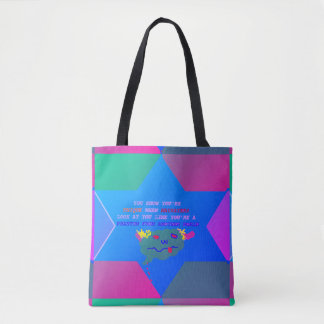 Tote Bag La vie de mode