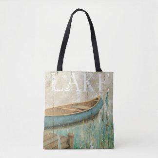 Tote Bag Lac vintage