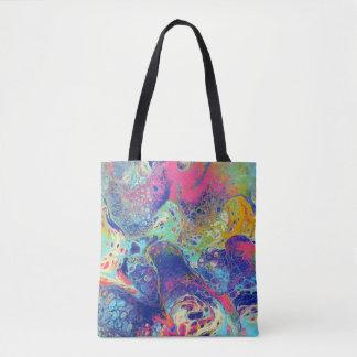 Tote Bag L'acrylique de Fantabulous versent partout
