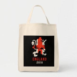 Tote Bag L'Angleterre 2018 - Équipe de football BRITANNIQUE